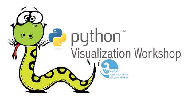 Scientific Visualization using Python 2019 – Center for Climate